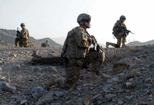 Afghanistan war - 10-years on